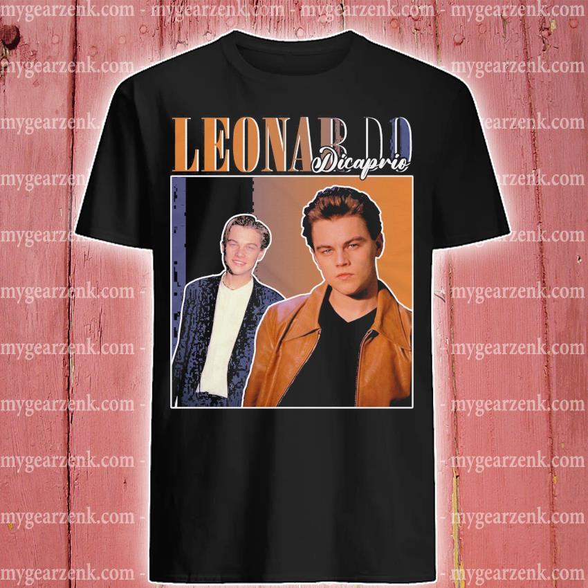 Leonardo dicaprio shirt