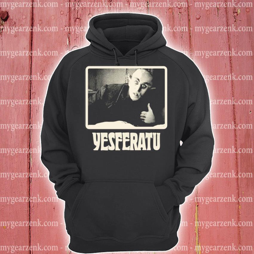 Yesferatu hoodie