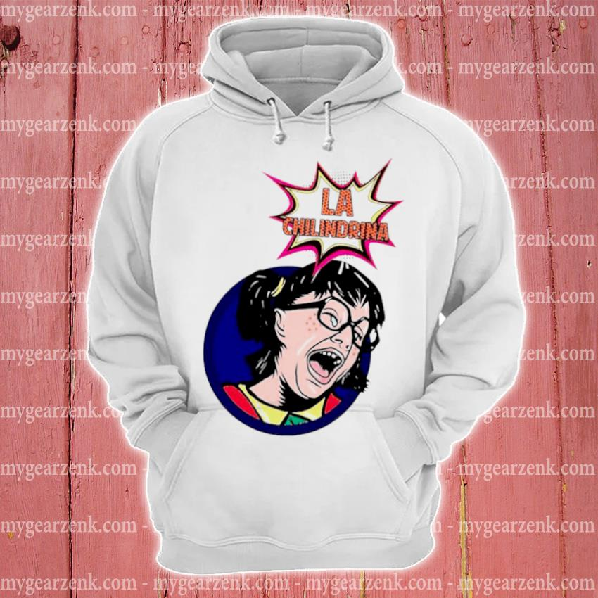 LA chilindrina hoodie