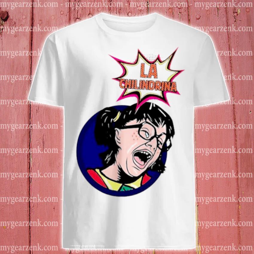 LA chilindrina shirt