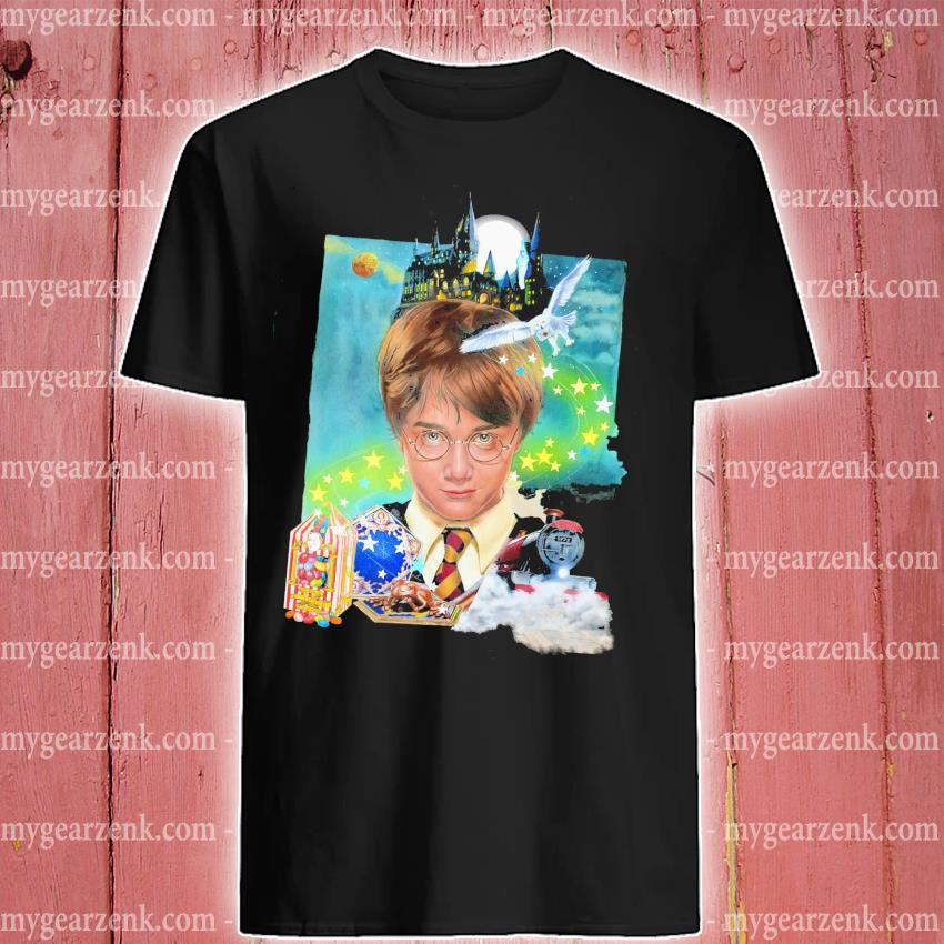 Ron Weasley Harry Potter fairy tales shirt