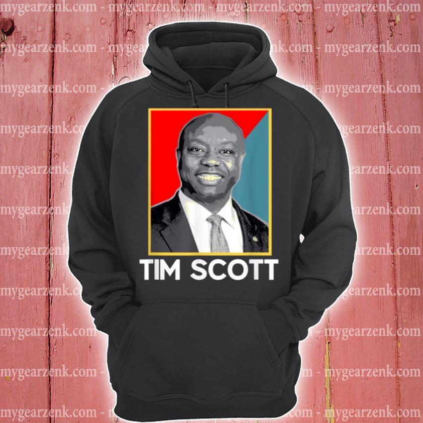 Tim scott 2024 for president election hoodie