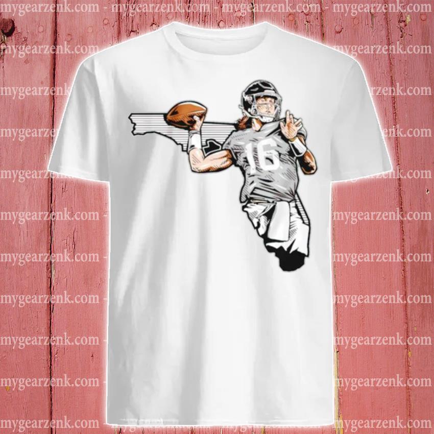 Trevor lawrence Florida shirt
