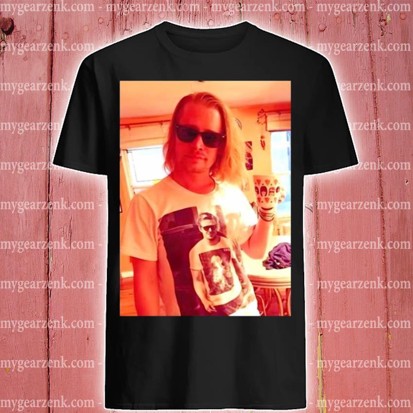 Official macaulay culkin ryan gosling celebrity shirt