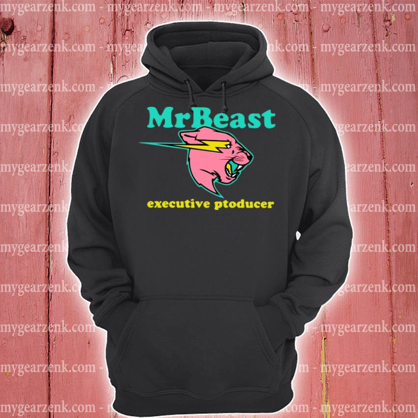 Official mrbeast executive producer s hoodie