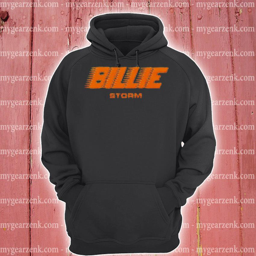 Official storm x billie eilish s hoodie