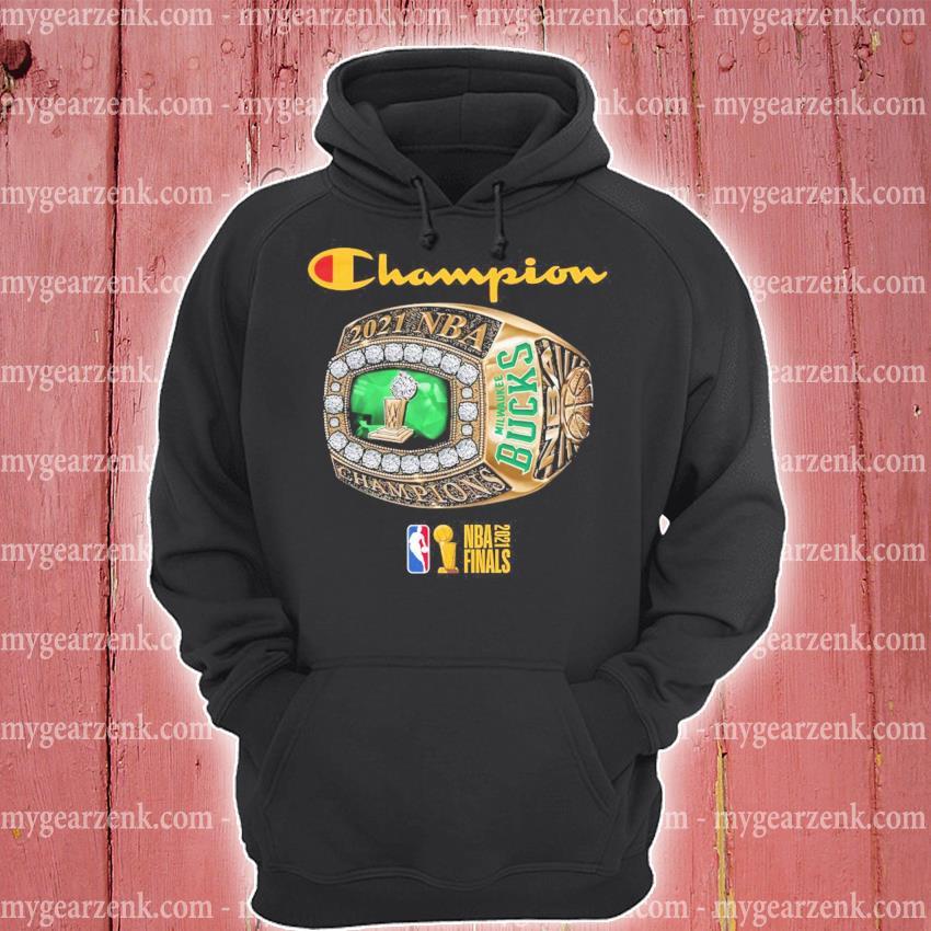 Ring 2021 NBA Champions Milwaukee Bucks NBA 2021 Finals ...