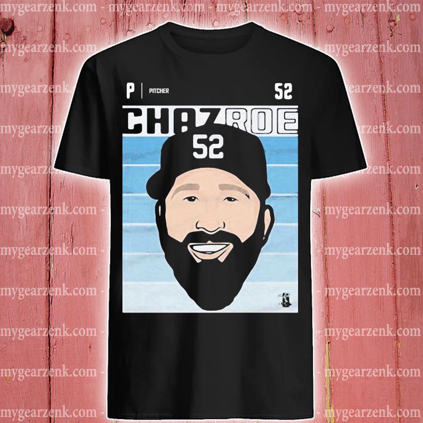 Chaz Roe 52 Shirt