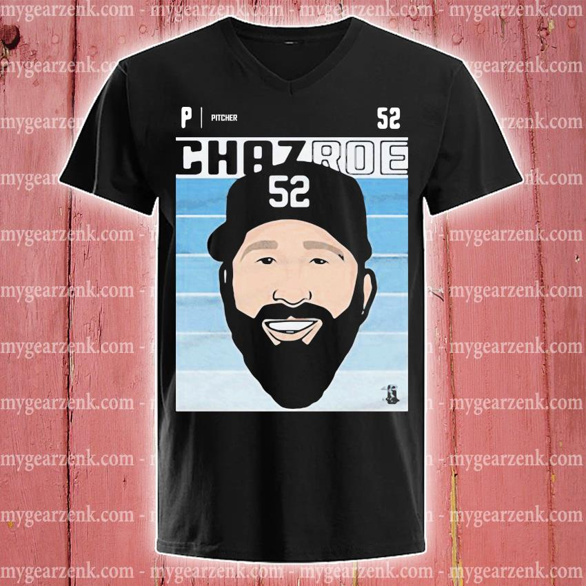 Chaz Roe 52 Shirt v-neck-tee