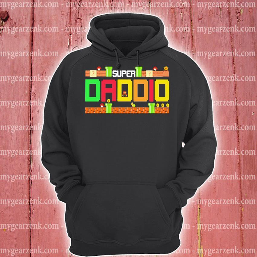 Mario Family Super Dadio Shirt hoodie