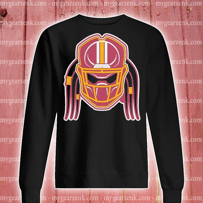 Predator Washington Redskins Chase Young Shirt Hoodie Sweater Long Sleeve And Tank Top