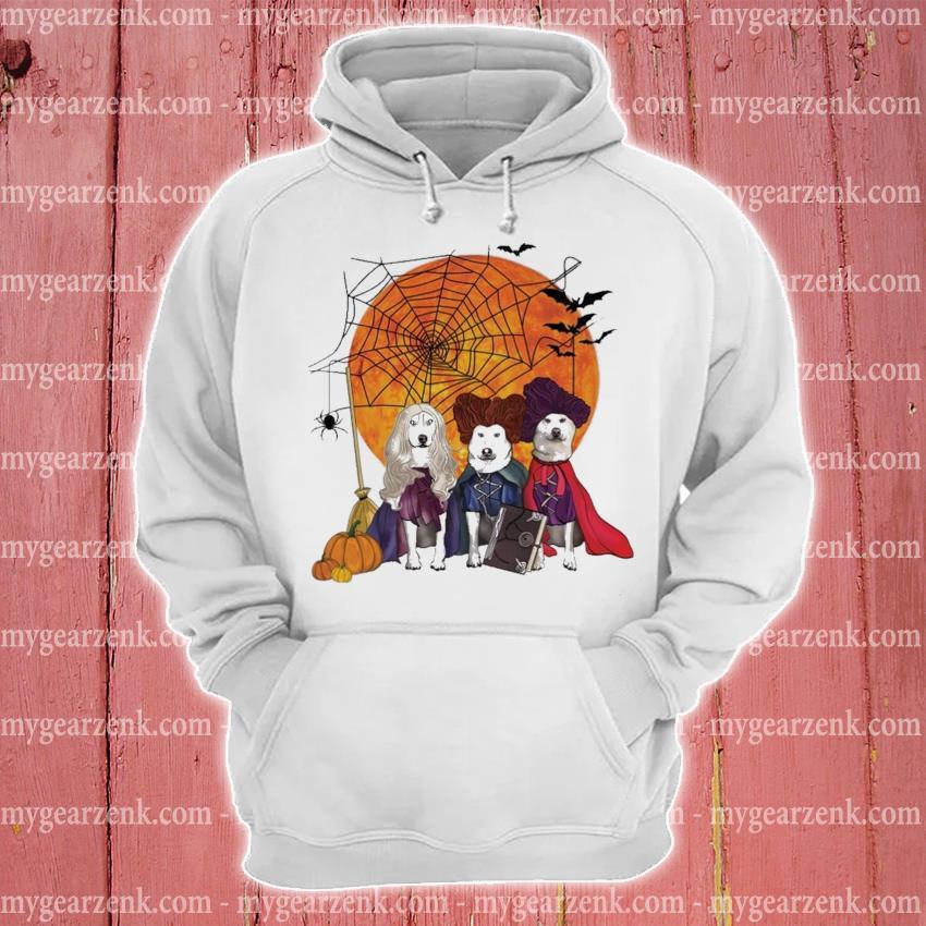 Dogs Hocus Pocus Halloween s hoodie