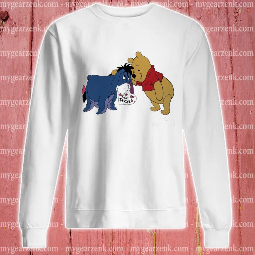 Eeyore from Pooh s sweatshirt