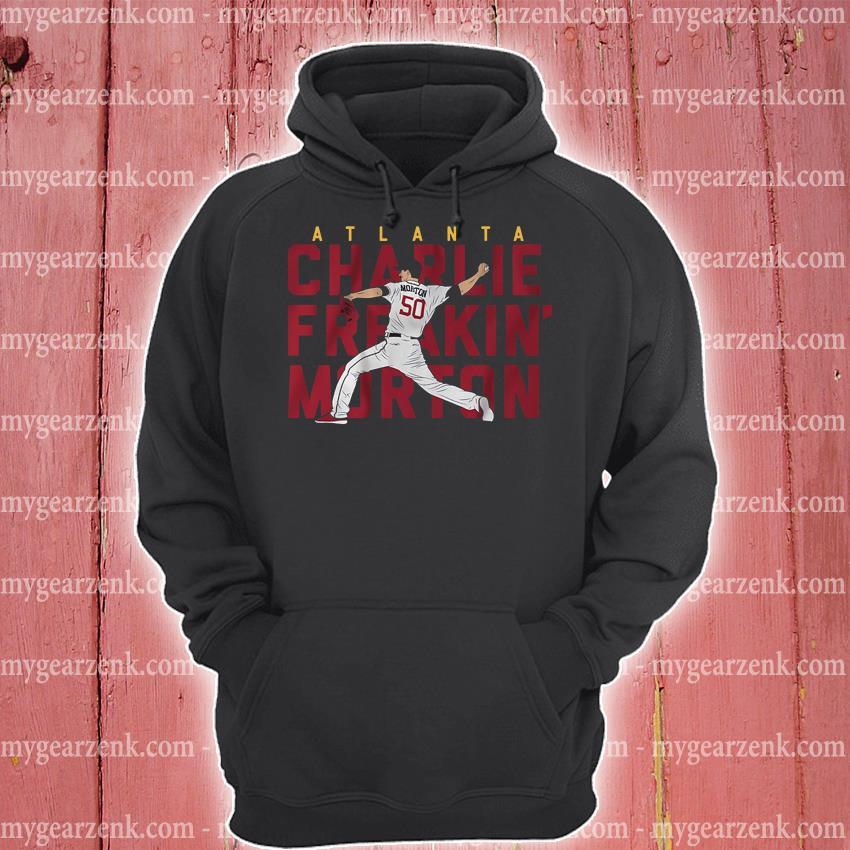 Atlanta Charlie Freaking' Morton s hoodie