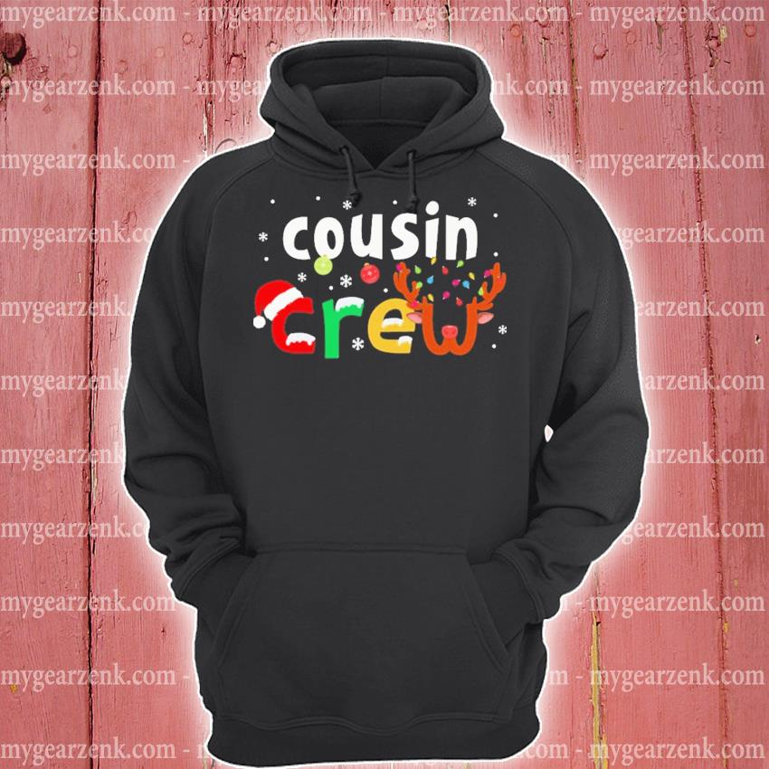 Cousin merry Christmas 2020 s hoodie