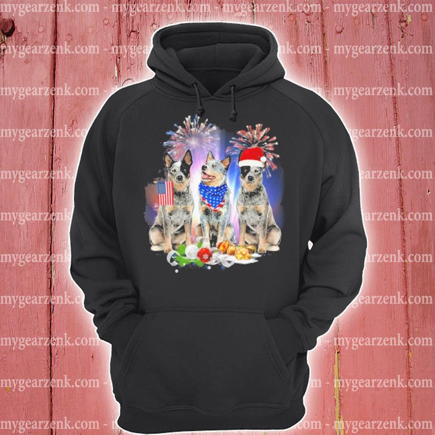 Dogs happy Christmas and Happy New Years 2020-2021 s hoodie