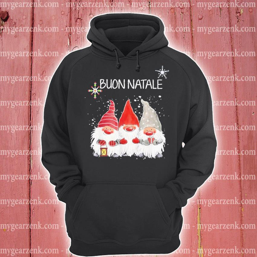 Gnomes Buon Natale merry Christmas 2020 s hoodie