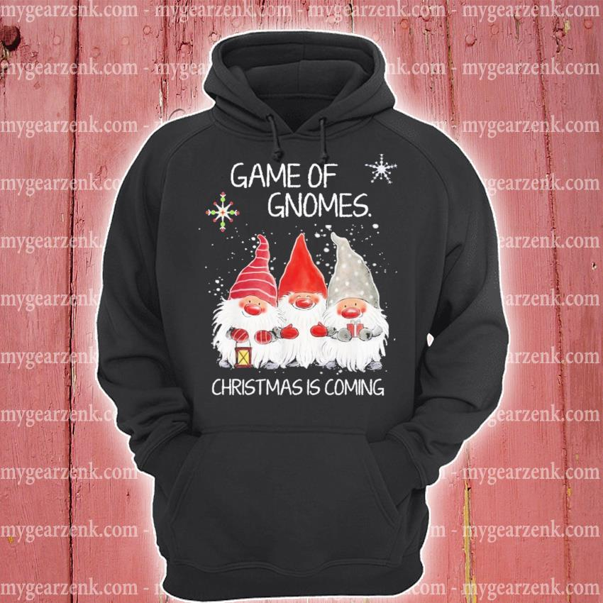 Gnomes game of Christmas Is coming 2020 s hoodie