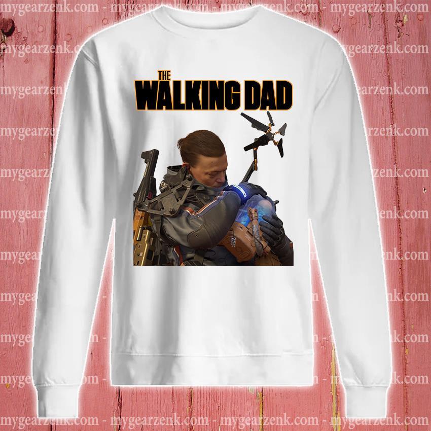 The Walking Dead s sweatshirt