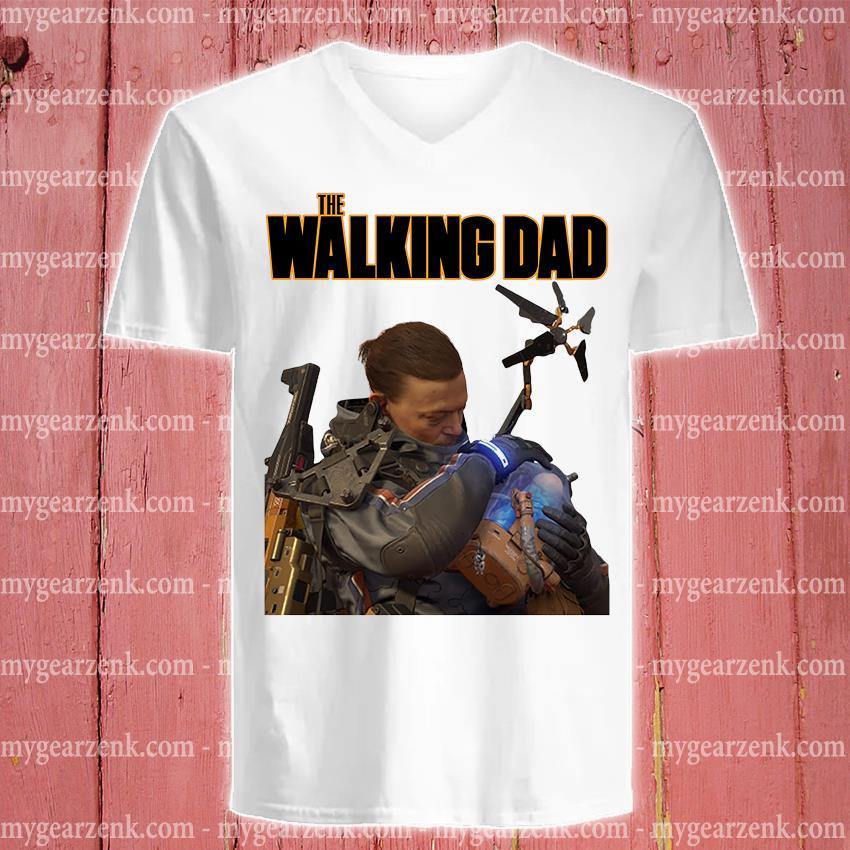 The Walking Dead s v-neck-tee