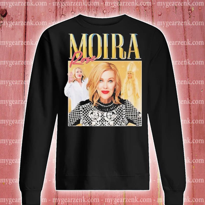 Moira Rose 2020 s sweatshirt